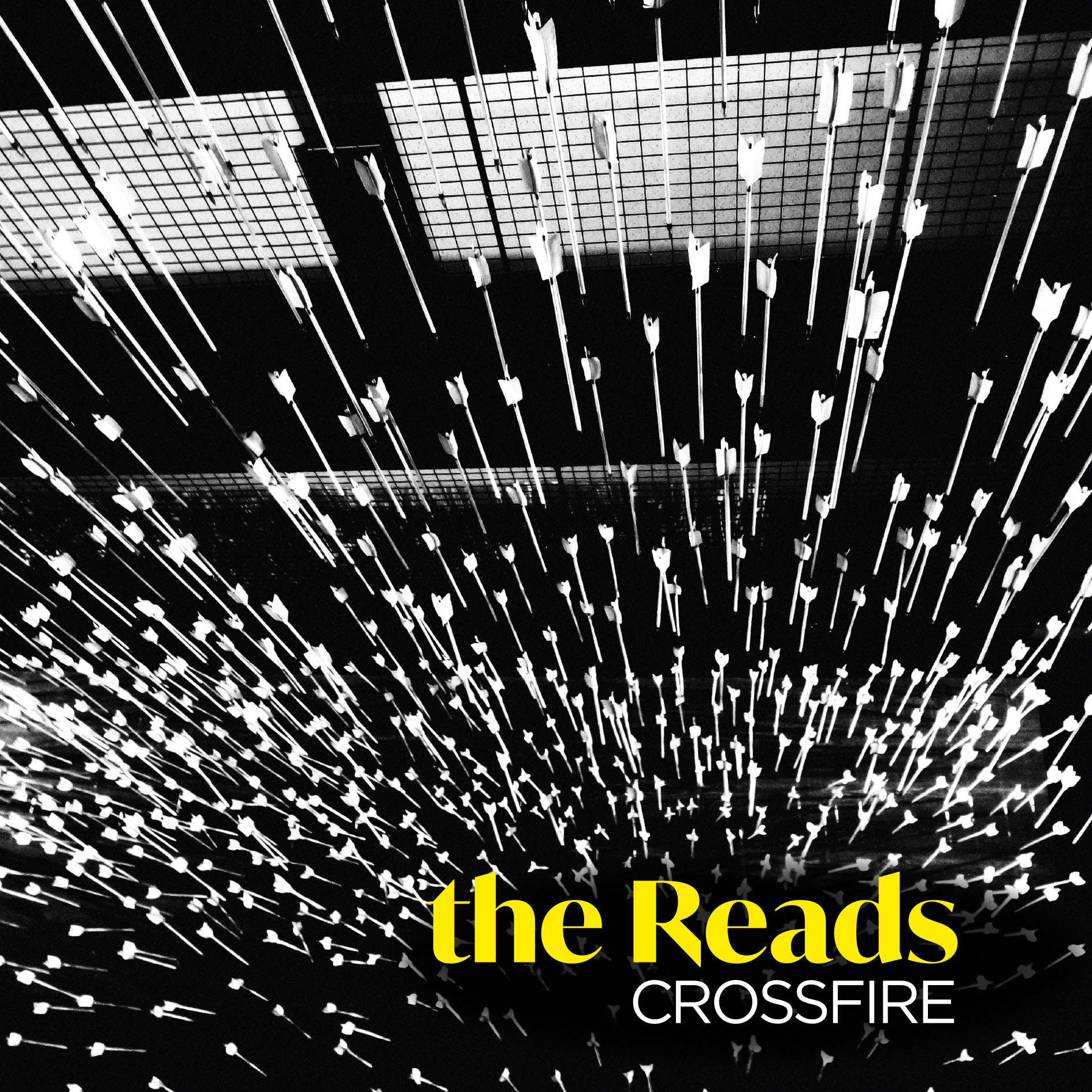 The Reads Crossfire album sleeve